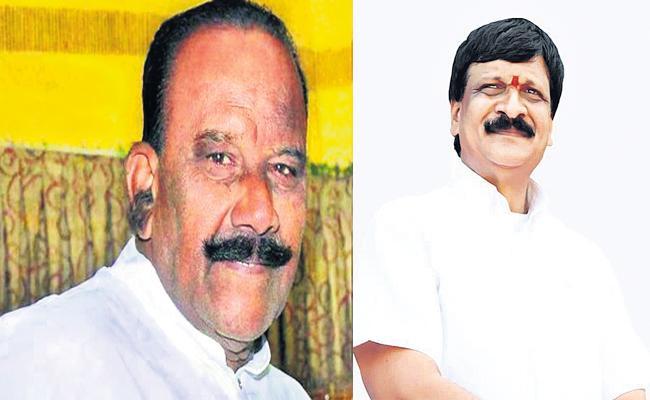 Nayani Narasimha rao And Mainampalli Angry on TRS Party - Sakshi