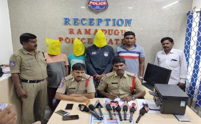 Man Murdered To a Women in Choppadandi - Sakshi
