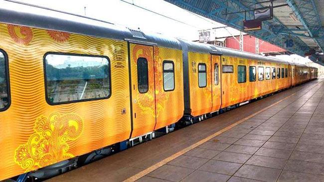 IRCTC Operates Tejas EXpress Trains - Sakshi