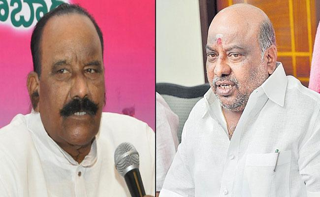 TRS Senior Leaders Unhappy After Cabinet Expansion - Sakshi