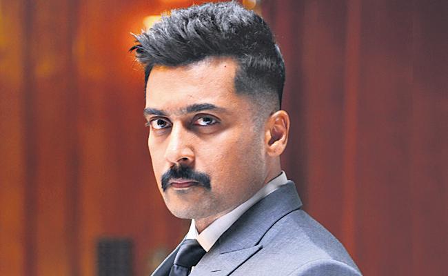 Hero Surya Bandobast Movie Release Date Fix - Sakshi