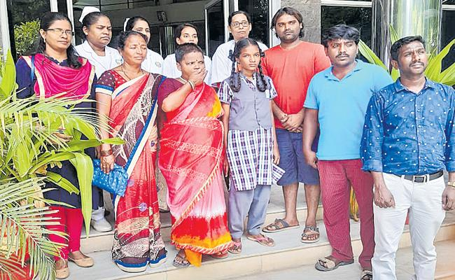 Missing women found after twelve years - Sakshi