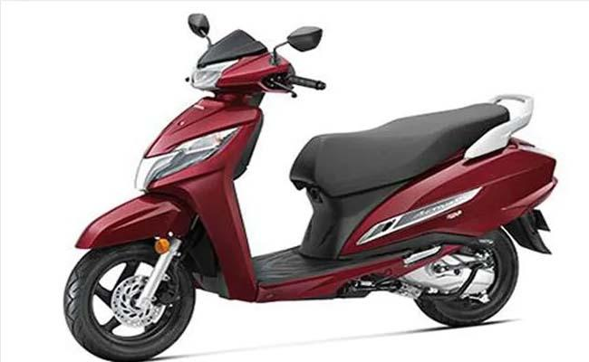 Honda launches India first BS-VI compliant two-wheeler Activa 125 - Sakshi