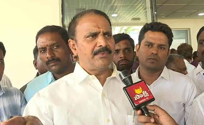Mopidevi Venkataramana Slams Chandrababu Over Palnadu Issue - Sakshi