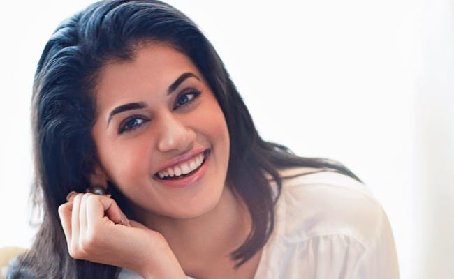 Actor Taapsee Pannu confirms she is in a relationship - Sakshi
