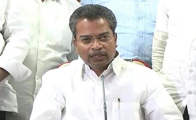 YSRCP MLA Vasantha Krishna Prasad Slams On Chandrababu Over His Bad Politics - Sakshi