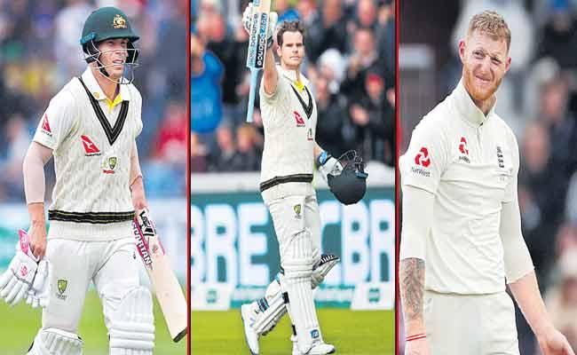 England vs Australia Ashes 2019 Star Players performance And Review - Sakshi
