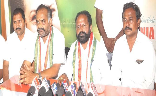 Ramreddy Damodar Reddy Slams TRS In Nalgonda - Sakshi
