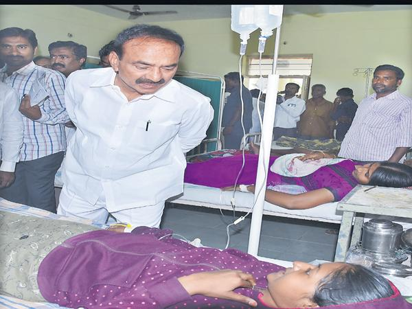 Not every toxic fever is dengue - Sakshi