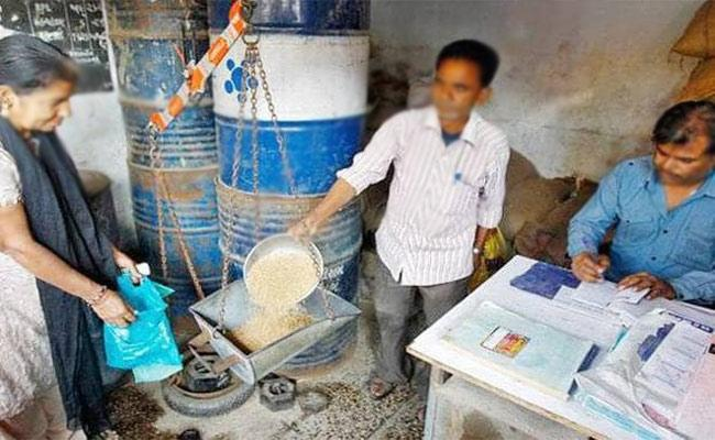 Ration Dealers Have No Chance To Recycling Ration Rice At Srikakulam - Sakshi