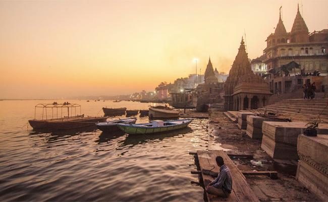Special Story on Ganga River - Sakshi