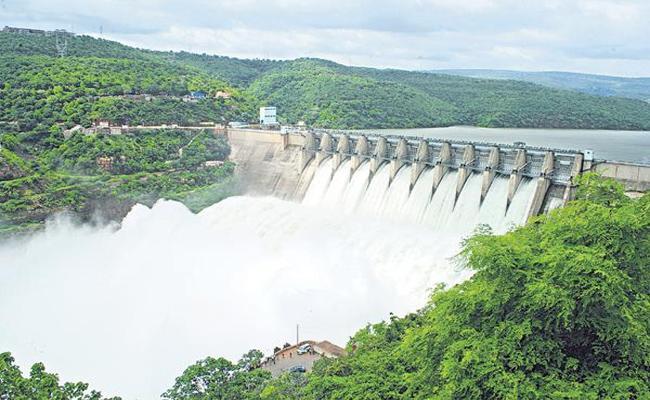 Krishna River Floods Compensation Is Rs 11.11 Crores  - Sakshi