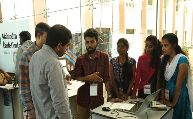 Mahindra Ecole Centrale Organizes National Undergraduate Research Symposium - Sakshi