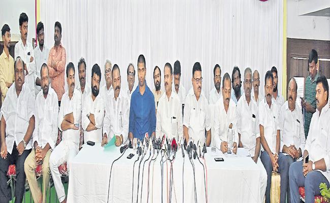 YSRCP Leaders Fires On TDP Govt - Sakshi