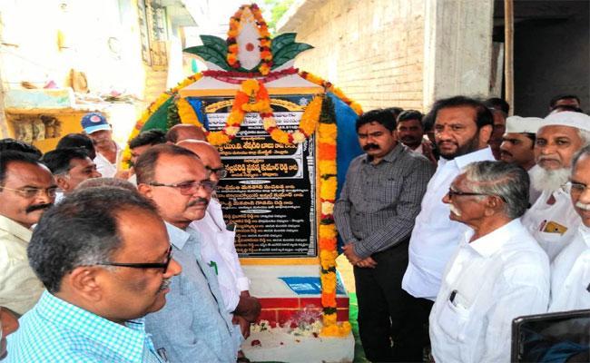 Kovuru MLA Criticized On Chandrababu Naidu Government - Sakshi