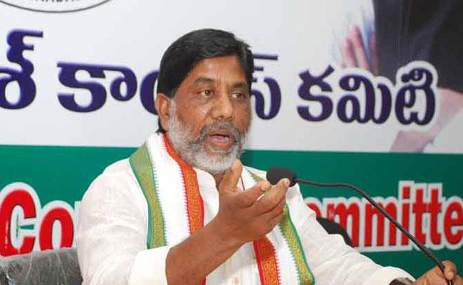 Guarantees given by the TRS were not implemented once they came to power - Sakshi