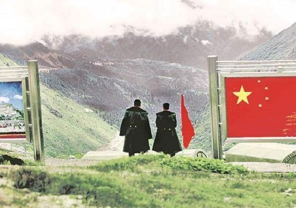 Indian, China troops face-off in Ladakh - Sakshi