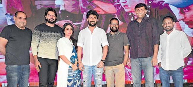 Hero Nani Speech At Gang Leader Movie Press Meet - Sakshi