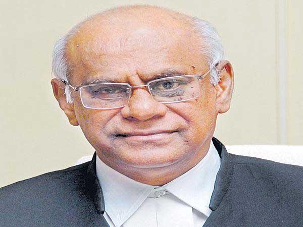 Justice Laxman Reddy To Be Sworn In As AP Lokayukta 15th Of This Month - Sakshi