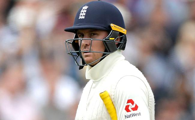 Jason Roy Dropped For Fifth Test Of Ashes - Sakshi