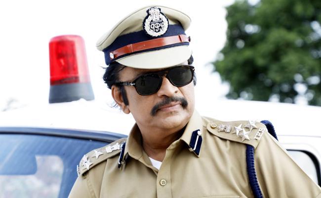 Music Director Koti As Policer Officer Vyas In Devineni Movie - Sakshi