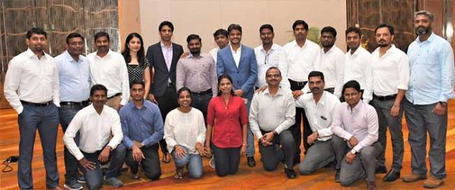 Singapore Telugu Samajam Announces new Executive Committee appointments - Sakshi