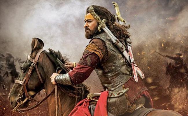 Chiranjeevi Sye Raa Narasimha Reddy Trailer On 15th September - Sakshi