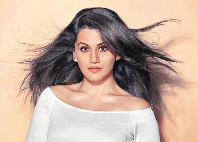 Taapsee Pannu opens up on relationships - Sakshi
