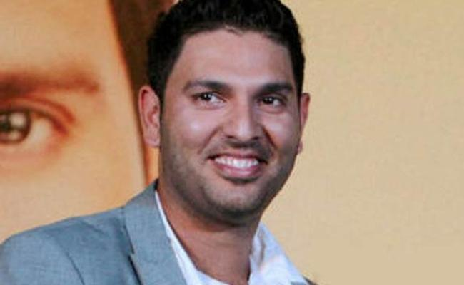 Domestic Violence Case Against Yuvraj Dropped - Sakshi