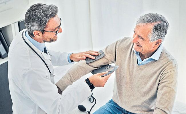Health of Men of That Age in The Fifties and Sixties Requires Some Testing - Sakshi