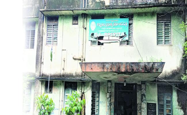 ESI Hospital Has No Facilities In Kagaznagar  - Sakshi