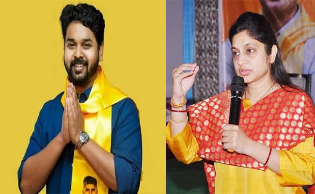 TDP Leaders Disappear After Elections Results in East Godavari - Sakshi
