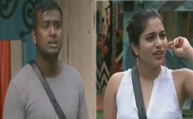 Bigg Boss 3 Telugu Rahul Fires On Punarnavi - Sakshi