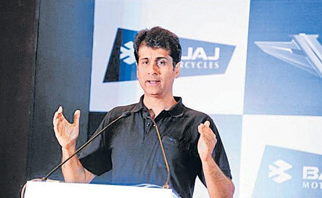 Auto Crisis Due to Overproduction By Players Says Rahul Bajaj  - Sakshi