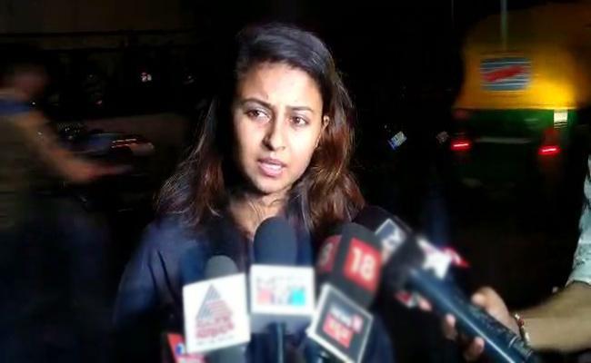 Kannada Actress Complaint on her Uncle in Karnataka - Sakshi
