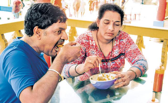 All of us Have a Lot of Attention and Interest in the Food We Eat - Sakshi
