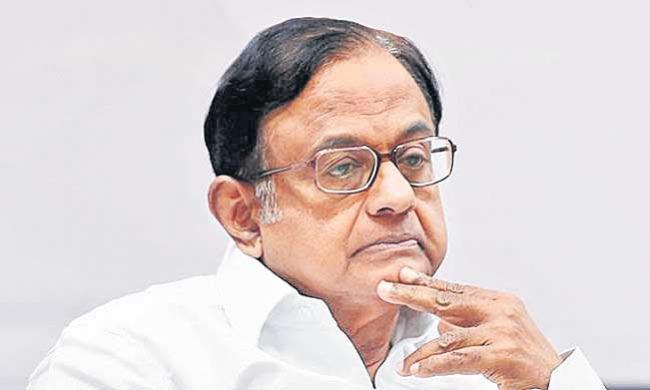 HC refuses home meals for Chidambaram - Sakshi