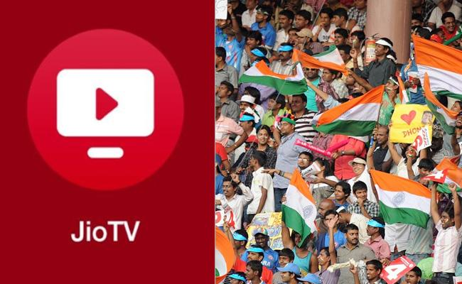 Watch Team India South Africa Series On Jio Tv - Sakshi