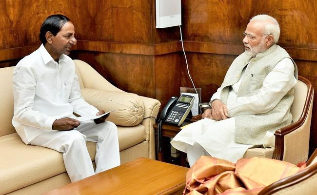 TPCC Chief Uttam Kumar Reddy Comments On Modi And KCR - Sakshi