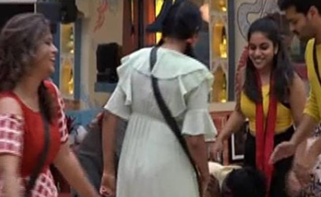 Bigg Boss 3 Telugu: Dinner Party To Housemates - Sakshi
