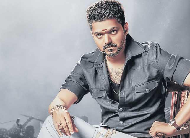 East Coast Productions acquires Telugu rights of Vijay Bigil - Sakshi