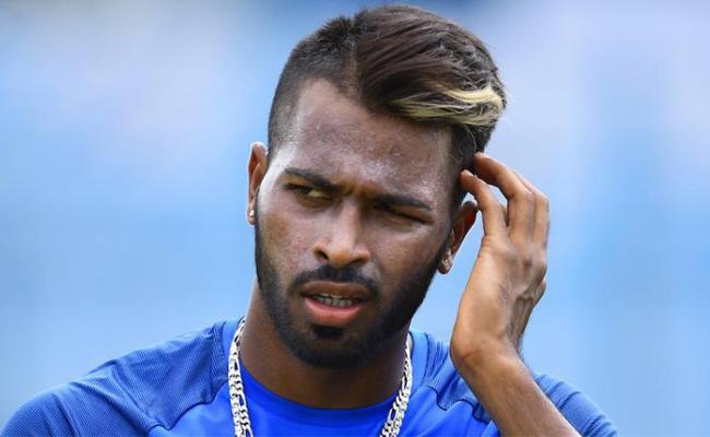 Team India All Rounder Hardik Pandya Trolled over Latest Post - Sakshi