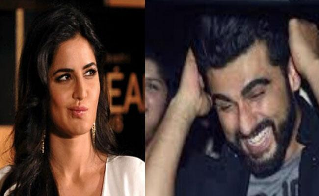 Arjun Kapoor Trolls Katrina Kaif Over Commenting On Her Instagram Photos - Sakshi