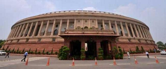 Centre to invite bids for Parliament building revamp - Sakshi