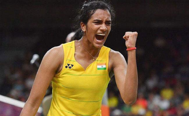 PV Sindhu for Padma Bhushan in All Women Sports Ministry List - Sakshi