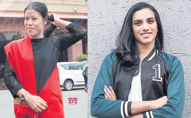 Ministry of Sports nominates all women for 9 Padma Vibhushan awards this time - Sakshi