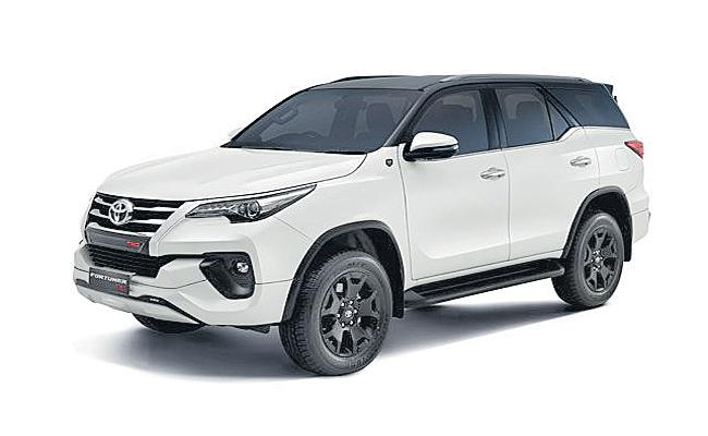 Toyota Fortuner Limited Edition Launch - Sakshi