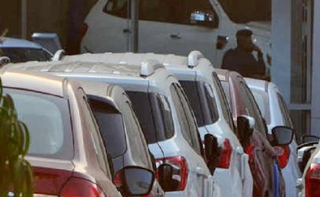 Sales Data With Vehicle Registrations - Sakshi