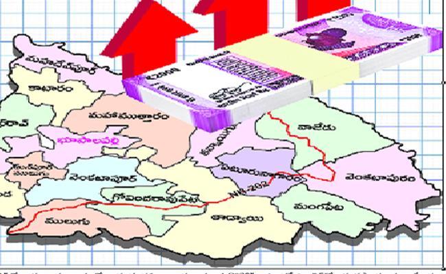 Bhupalpally Stood First In Per Capita Income In United Warangal  - Sakshi