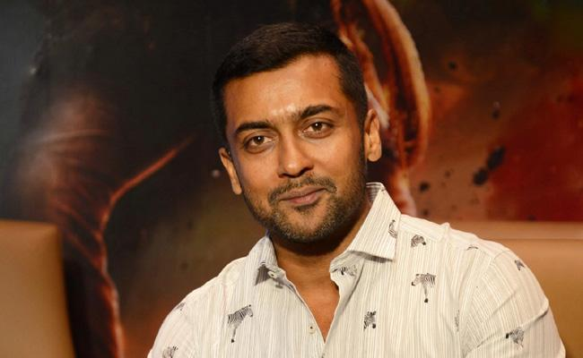 Surya interview about bandobast movie - Sakshi